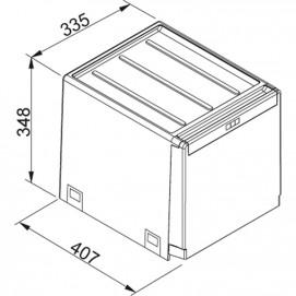 Franke Cube 40