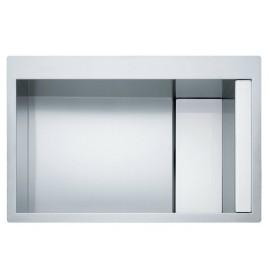 Franke Crystal CLV 210 белое стекло