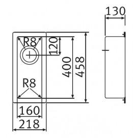 Franke Planar PPX 210-22 TL