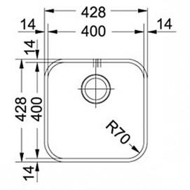 Franke SVX 110-40